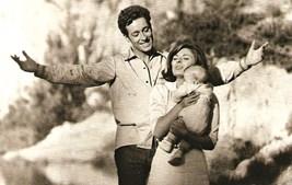 'Sarilho de Fraldas', que protagonizou com o cantor António Calvário, foi um grande sucesso do cinema português