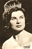 Chamavam-lhe 'Soraia, Princesa dos Persas', por ser  parecida com a ex-atriz e segunda mulher de Reza Pahlavi