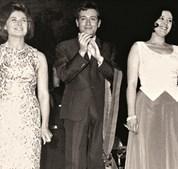 Madalena Iglésias, António Calvário e Simone de Oliveira quando eram reis no panorama artístico nacional