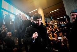 Carles Puigdemont em Copenhaga