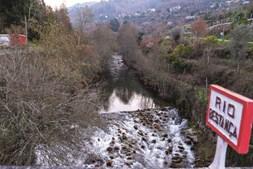 Rio Bestança percorre 13,5 quilómetros
