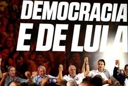 PT insiste na candidatura de Lula da Silva