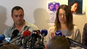 Joaquim Araújo e Jenifer Araújo, pais de Maëlys