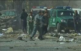atentado em Cabul, no afeganistão