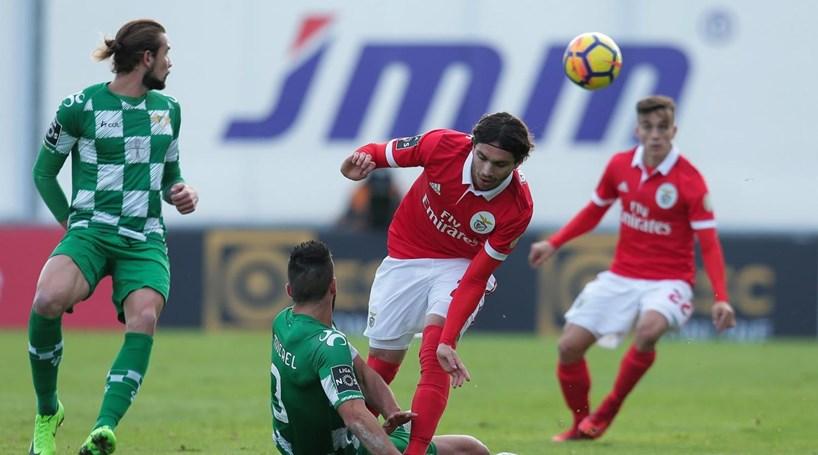 Benfica Vence O Moreirense Por