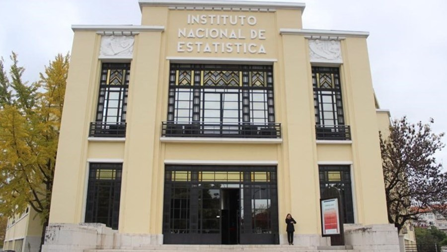 Instituto Nacional de Estatística, em Lisboa