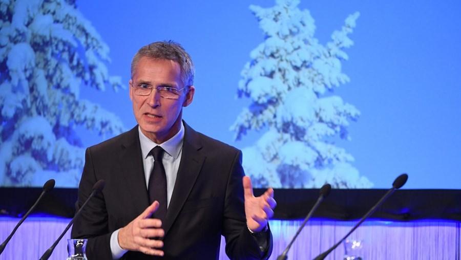 Jens Stoltenberg, secretário geral da NATO