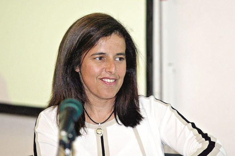 Graça Proença de Carvalho é gestora do BPAE