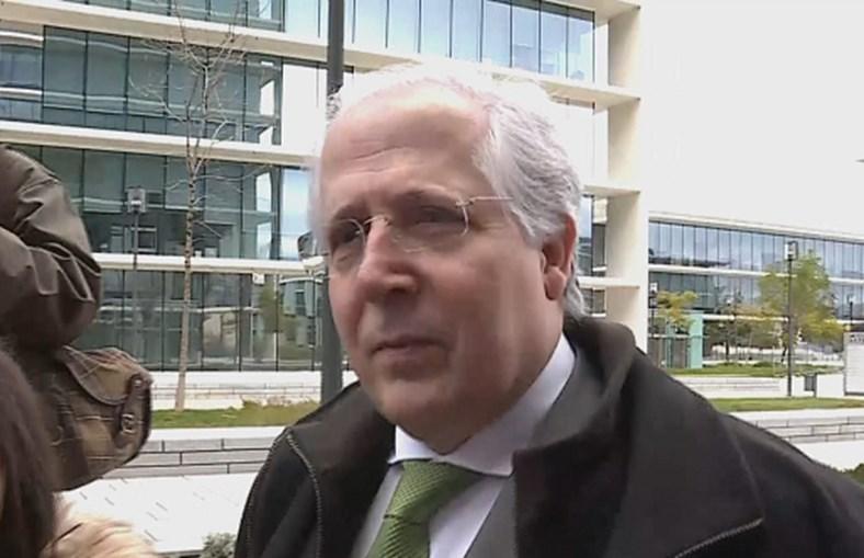 Procurador Orlando Figueira