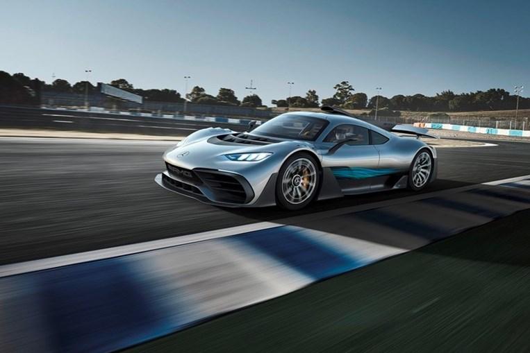 Português pagou 3 milhões por Mercedes hiperdesportivo