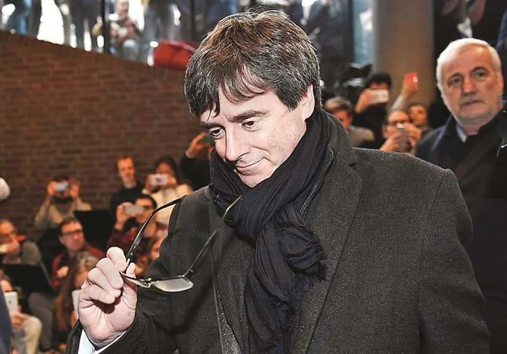 Puigdemont deixou Bruxelas para participar num debate em Copenhaga