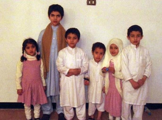 Os filhos de Osama bin Laden