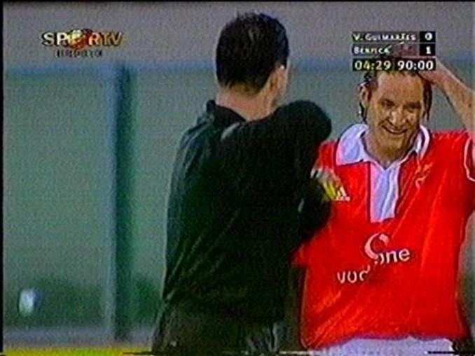 Miklós Fehér, jogador, benfica, morte, 2004, guimarães