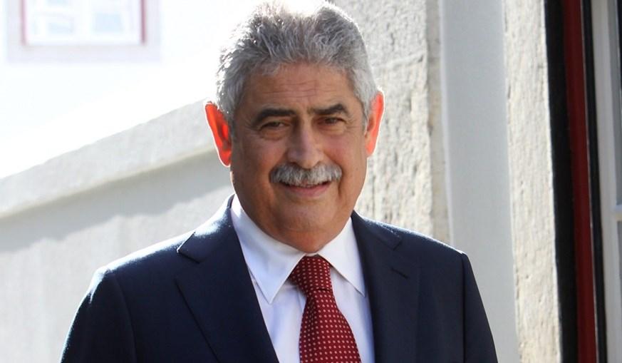 Luís Filipe Vieira, presidente do clube