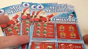 Lotaria a dobrar: Loja dá sorte a casal duas vezes