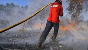Ateia cinco fogos em 45 minutos na Pampilhosa da Serra