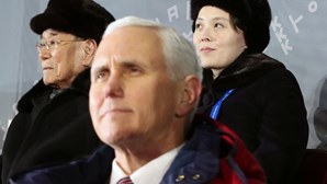 Coreia do Norte trava encontro com Mike Pence
