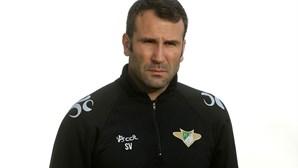 Sérgio Vieira já não treina o Moreirense