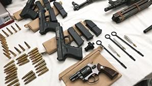 Protocolo entre polícias permite partilha de dados sobre milhões de armas