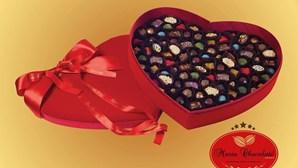 Chocolates que enchem o coração (e os olhos, e a barriga e a alma)