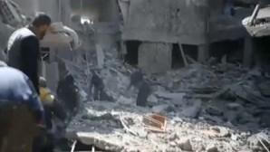 ONU dividida sobre tréguas na Síria