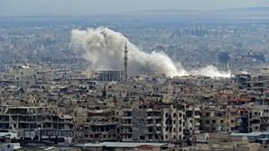 Quase metade dos jovens sírios perdeu um familiar ou amigo na guerra
