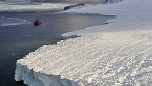 Cientistas regressam do Ártico com muitos dados climáticos
