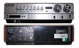 Leitor de Vídeo VHS (JVC Vidstar, 1977) - 4371€