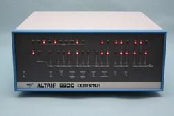 Computador PC (MITS Altair 8800 [assembled], 1975) - 2381€