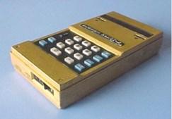 Calculadora de Bolso (Busicom LE-120A 'Handy', 1971) - 1.972€