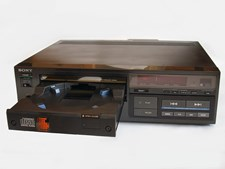 Leitor de CD (Sony CDP-101, 1982) - 1.424€