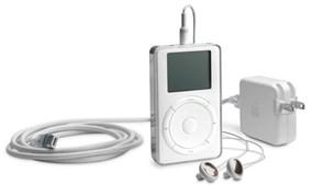 iPod (5GB iPod, 2001) - 448€