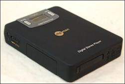 Leitor de MP3 (MPMan F10, 1998) - 307€