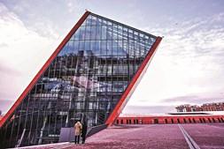 Novo museu da II Guerra Mundial