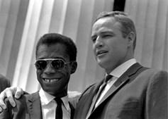Richard Pryor manteve um caso gay com Marlon Brando