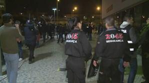 Adeptos 'leoninos' insultam jornalistas à saída da Assembleia Geral
