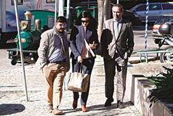 'Supernanny' Teresa Paula Marques a chegar ao tribunal