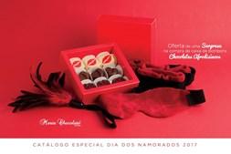 A Maria Chocolate tem propostas especiais para o Dia dos Namorados
