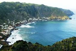 Baía de Santa Maria, nos Açores