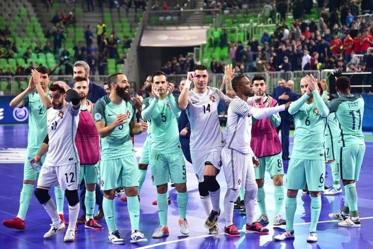 2453bf7dff Selecionador diz que equipa de Futsal está motivada para bater Espanha