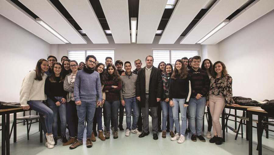 Alunos e professores da Escola Secundária de Campo Maior estão orgulhosos com a posição ocupada no ranking