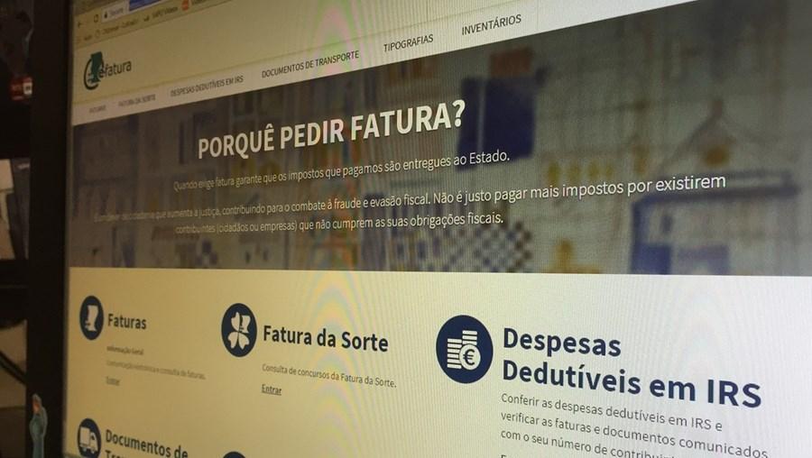 É mais uma medida do Fisco para combater a fraude fiscal