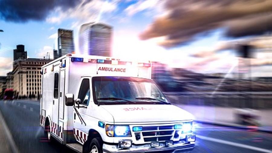 Ambulância Reino Unido