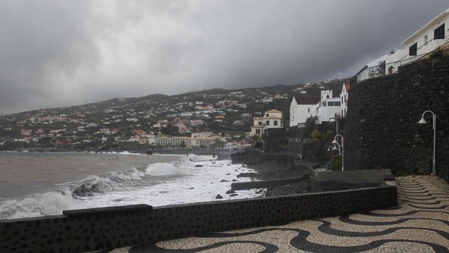 Mar na Madeira