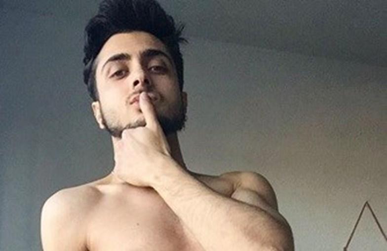 O ator porno Jesse Charif