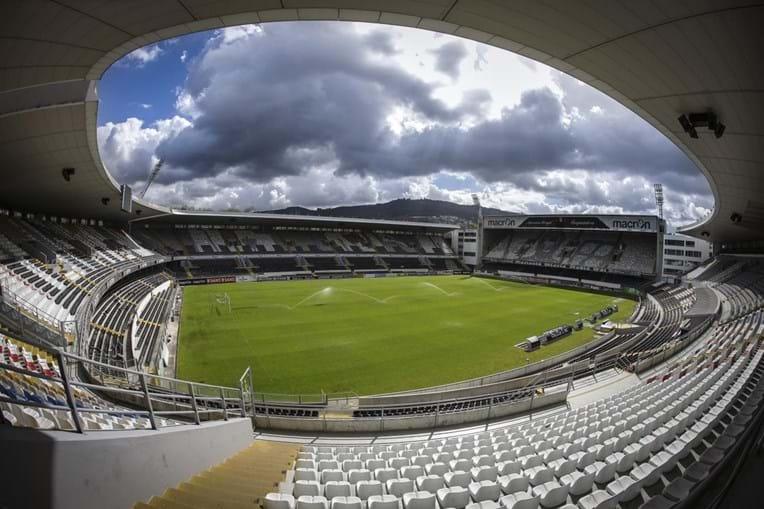 Estádio D. Afonso Henriques, em Guimarães