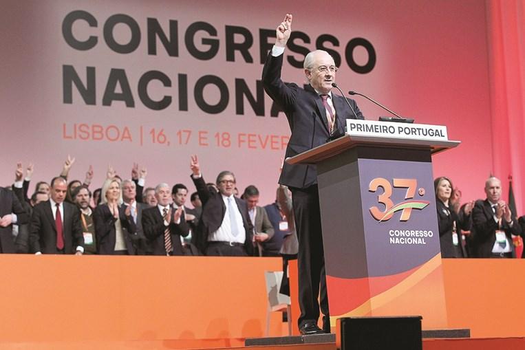 Rui Rio foi presidente da Câmara do Porto e chegou agora à presidência do partido