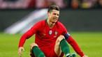Portugal perde por 3-0 com a Holanda