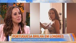 A Portuguesa que está a brilhar em Londres!