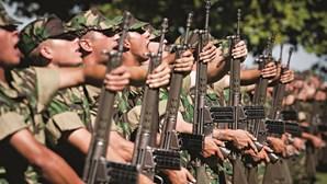 """Deficientes das Forças Armadas indignados com falta de respostas do Governo sobre """"stress de guerra"""""""